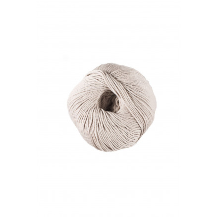 DMC Natura Just Cotton Garn Unicolor 03 Lys Beige thumbnail