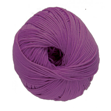 Image of   DMC Natura Just Cotton Garn Unicolor 59 Lilla
