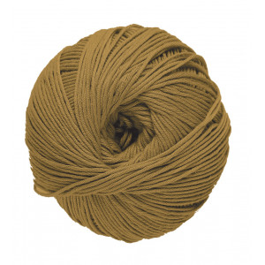 DMC Natura Just Cotton Garn Unicolor 74 Lys Oliven