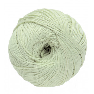 DMC Natura Just Cotton Garn Unicolor 79 Lys Mint
