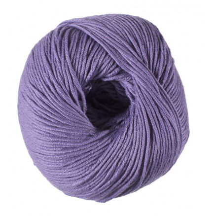 Image of   DMC Natura Just Cotton Garn Unicolor 88 Lavendel