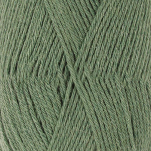Drops Nord Garn Unicolor 19 Skovgrøn