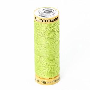 Gütermann Sytråd Bomuld 8947 Lime 100m