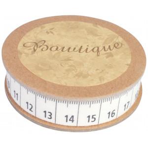 Boutique bånd målebånd 5m 15mm fra Boutique på rito.dk