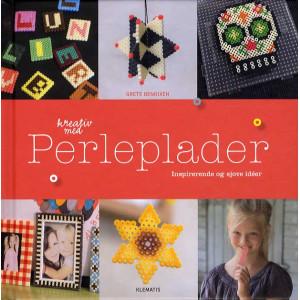 Kreativ med perleplader - Bog af Grete Bendixen