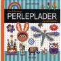Fine & farverige perleplader for hele familien - Bog af Lisbet Lücke Larsen