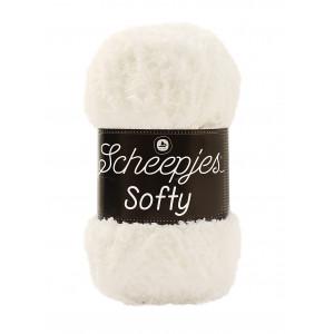 Scheepjes Softy Garn Unicolor 475 Natur