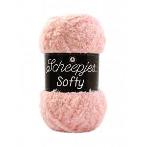 Scheepjes Scheepjes softy garn unicolor 496 lys rosa på rito.dk