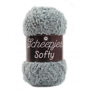 Scheepjes Softy Garn Unicolor 477 Grå