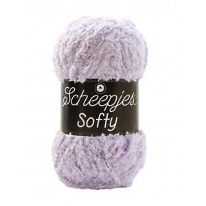 Scheepjes Softy Garn Unicolor 487 Syren