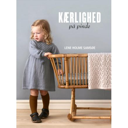 Image of   Kærlighed på pinde - Bog af Lene Holme Samsøe
