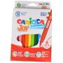 Carioca Tuscher/Tusser Ass. farver 2,6mm - 12 stk