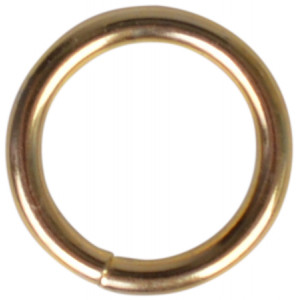 Ring Messing 15mm - 1 stk
