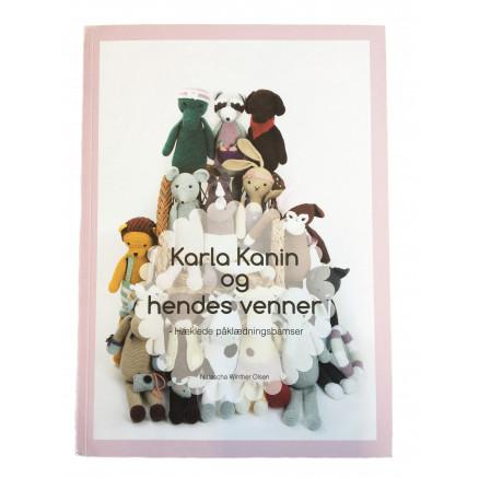 Image of   Karla Kanin og hendes venner - Bog af Natascha Winther Olsen
