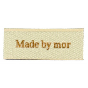 Label Made by Mor