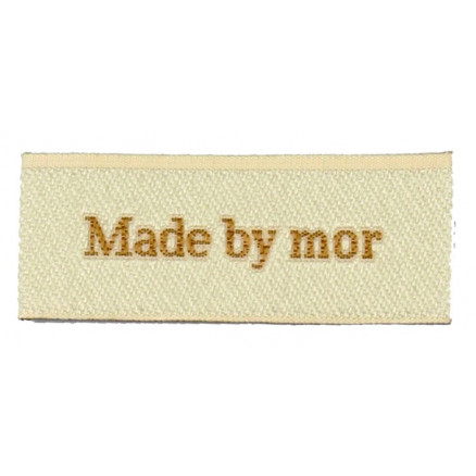 Image of   Label Made by Mor Sandfarve