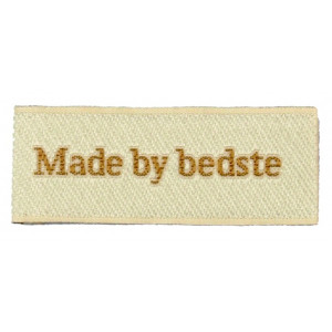 Label Made by Bedste