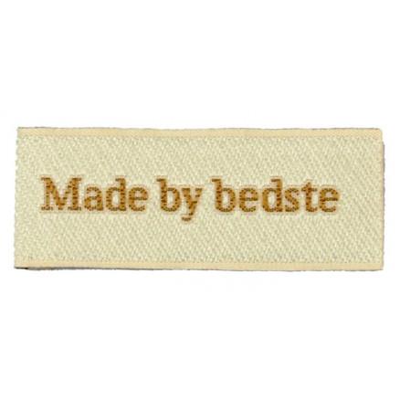 Image of   Label Made by Bedste Sandfarve
