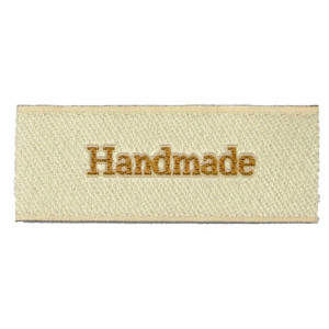 Label Handmade