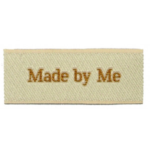 Image of   Label Made by Me Sandfarve