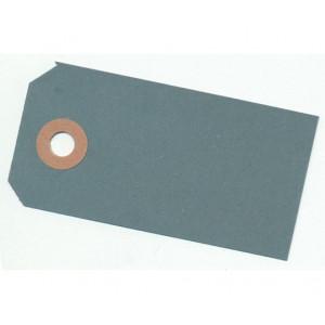 Paper Line Manillamærker Grå 4x8cm - 10 stk