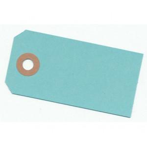 Paper Line Manillamærker Lyseblå 4x8cm - 10 stk