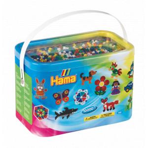 Hama Midi Perler 202-66 Mix 66 - 10.000 stk