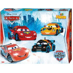 Image of   Hama Midi Gaveæske 7944 Disney Cars