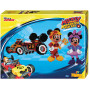 Hama Midi Gaveæske 7949 Disney Mickey og Racerholdet
