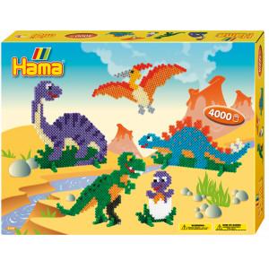 Hama Midi Gaveæske 3144 Dinosaurus