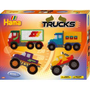 Image of   Hama Midi Gaveæske 3132 Trucks