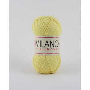 Milano Cotton Sport Garn Unicolor 16 Gul