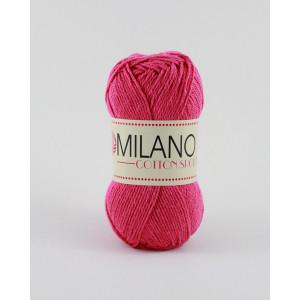 Milano Cotton Sport Garn Unicolor 19 Cerise