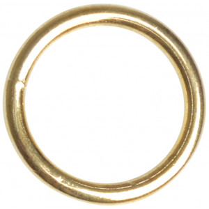 Ring Messing 20mm - 1 stk