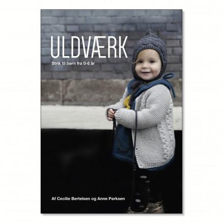 Image of   Uldværk - Bog af Cecilie Bertelsen og Anne Pørksen