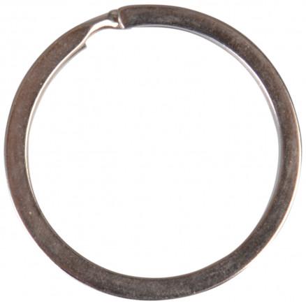 Image of   Nøglering Sølvfarvet 35 mm - 1 stk