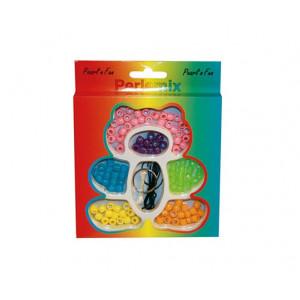 Pearl'n Fun Perlemix Pakke med Perler Pastel mix