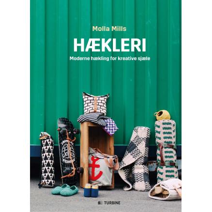 Image of   Hækleri - bog af Molla Mills