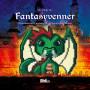 Fantasyvenner - bog af Mie Møller Bie