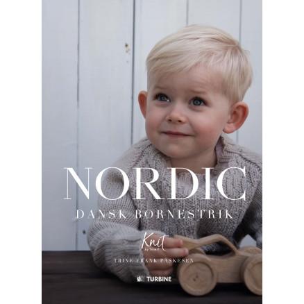 Image of   Nordic - Dansk børnestrik - bog af Trine Frank Påskesen