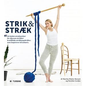 Strik & Stræk - Bog af Martha Miehe-Renard & Pernille Cordes