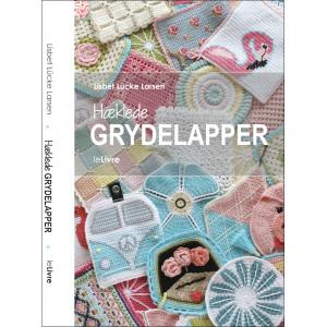 Hæklede GRYDELAPPER - Bog af Lisbet Lücke Larsen