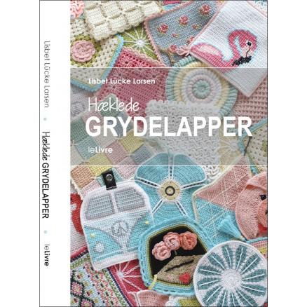 Image of   Hæklede GRYDELAPPER - Bog af Lisbet Lücke Larsen