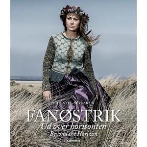 FANØSTRIK - Ud over horisonten - Bog af Christel Seyfarth