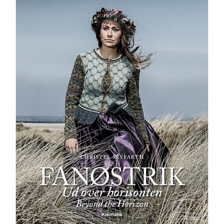 Image of   FANØSTRIK - Ud over horisonten - Bog af Christel Seyfarth