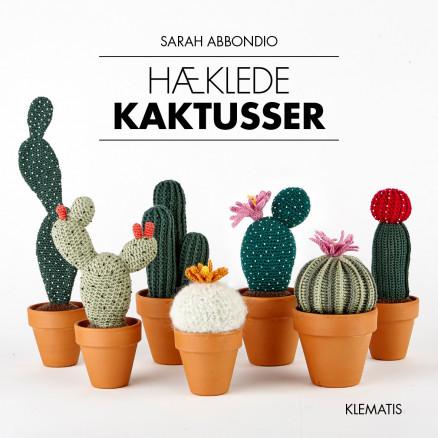 Image of   Hæklede kaktusser - Bog af Sarah Abbondio