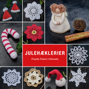 Julehæklerier - Bog af Frøydis Fadum