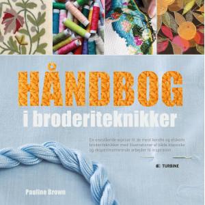 Håndbog i broderiteknikker - Bog af Pauline Brown