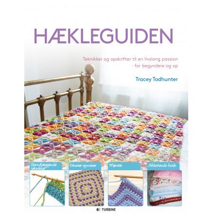 Image of   Hækleguiden - Bog af Tracey Todhunter
