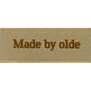 Label Made by Olde